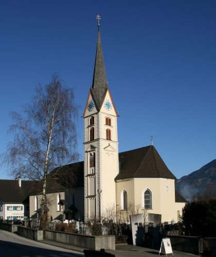 Pfarrkirche Nenzing