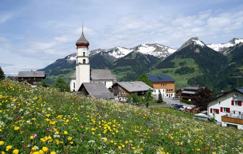 Pfarrkirche Raggal