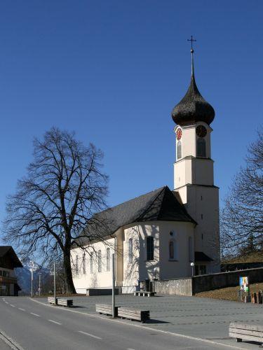 Pfarrkirche Thüringerberg