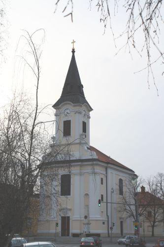 Pfarrkirche Tribuswinkel