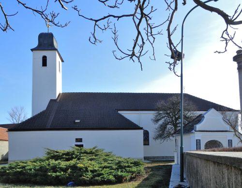 Pfarrkirche Hollern