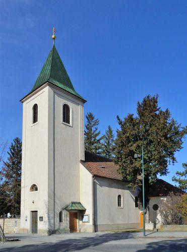 Pfarrkirche Pachfurth