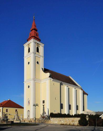 Pfarrkirche Sommerein