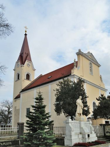 Pfarrkirche Wilfleinsdorf