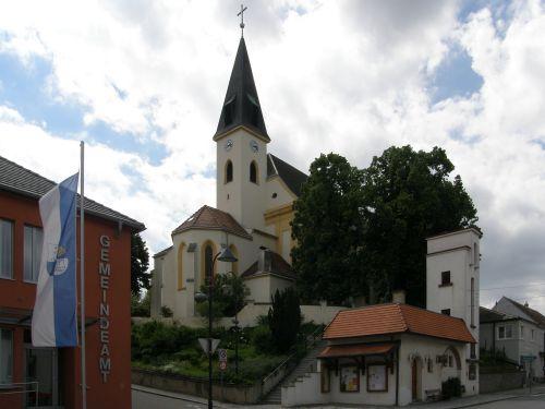 Pfarrkirche Auersthal