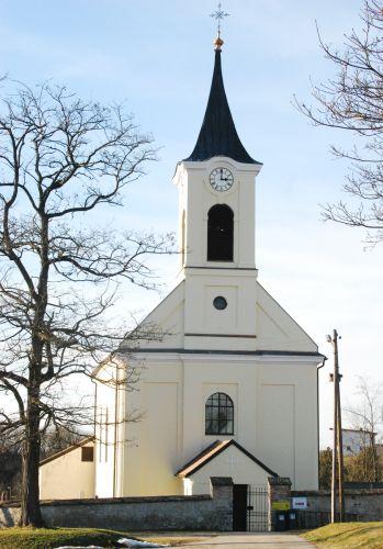 Pfarrkirche Groißenbrunn