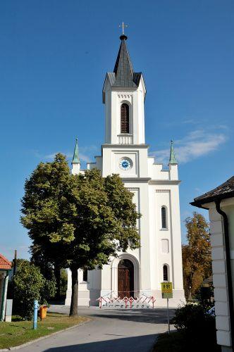 Pfarrkirche Mannersdorf an der March