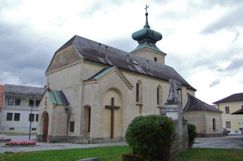 Pfarrkirche Oberweiden