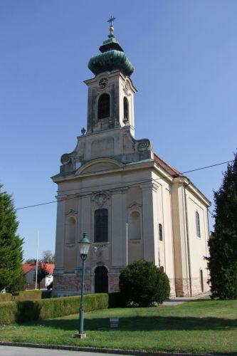 Pfarrkirche Ollersdorf