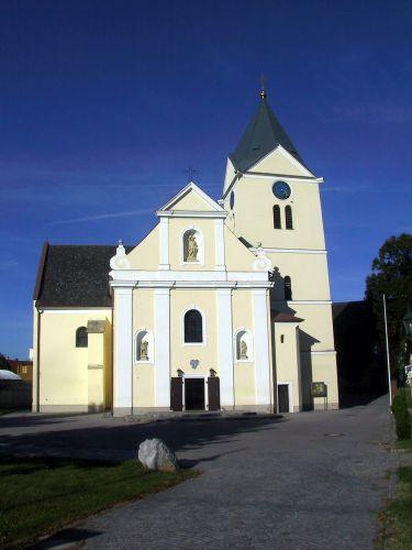 Pfarrkirche Prottes