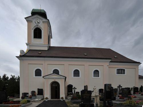 Pfarrkirche Untersiebenbrunn