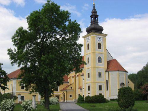 Pfarrkirche Weikendorf