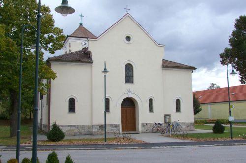 Pfarrkirche Zwerndorf