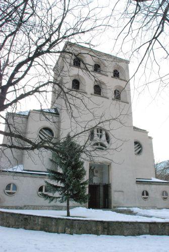 Katholische Pfarrkirche Gloggnitz