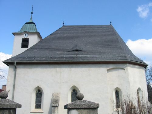 Pfarrkirche Raach am Hochgebirge