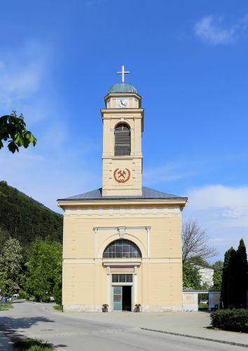 Pfarrkirche Reichenau an der Rax