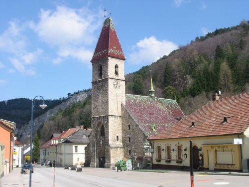 Pfarrkirche Schottwien