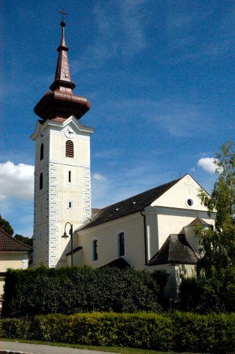 Pfarrkirche Fahndorf