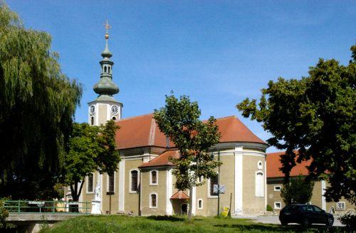 Pfarrkirche Gettsdorf