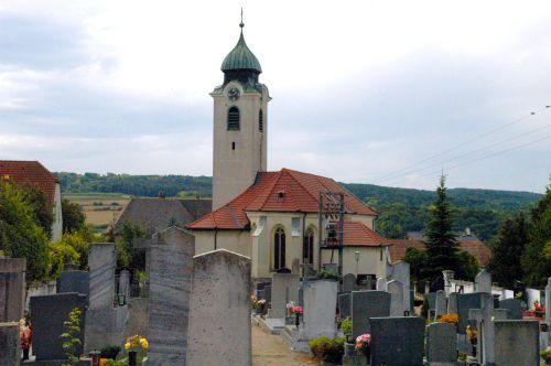 Pfarrkirche Großwetzdorf