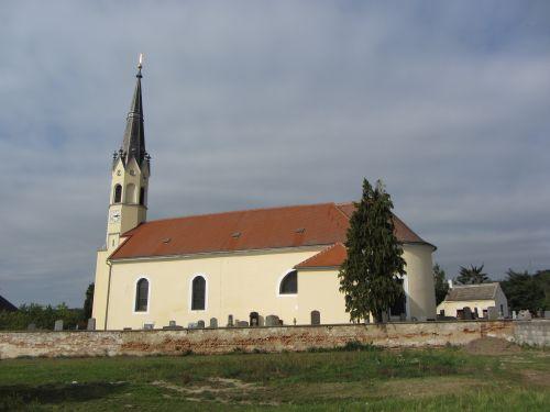 Pfarrkirche Niederrußbach