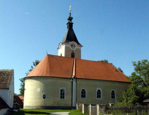 Pfarrkirche Radlbrunn