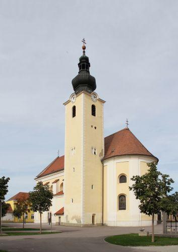 Pfarrkirche Stetteldorf am Wagram