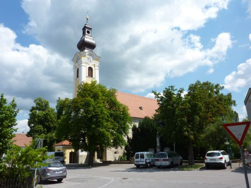 Pfarrkirche Etsdorf am Kamp