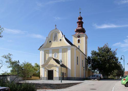 Pfarrkirche Feuersbrunn