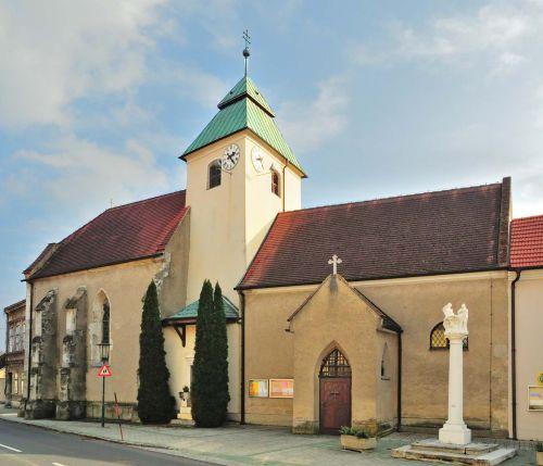 Pfarrkirche Deutsch-Haslau