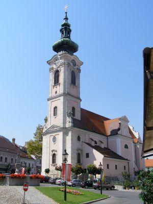 Pfarrkirche hll. Philippus und Jakobus
