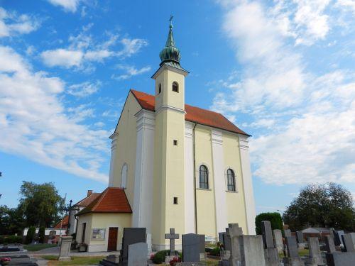 Pfarrkirche Regelsbrunn