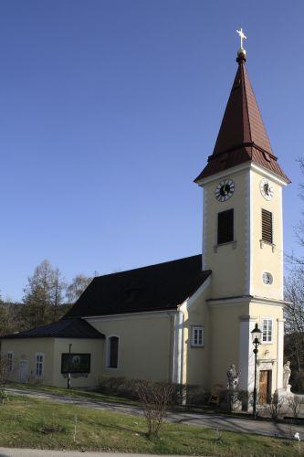 Pfarrkirche Sulz im Wienerwald