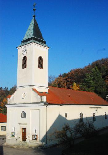 Pfarrkirche Bergau (Göllersdorf)