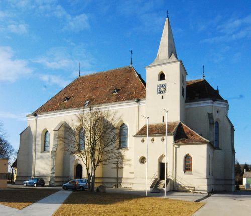 Pfarrkirche Eggendorf im Thale