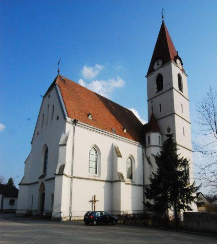 Pfarrkirche Enzersdorf im Thale