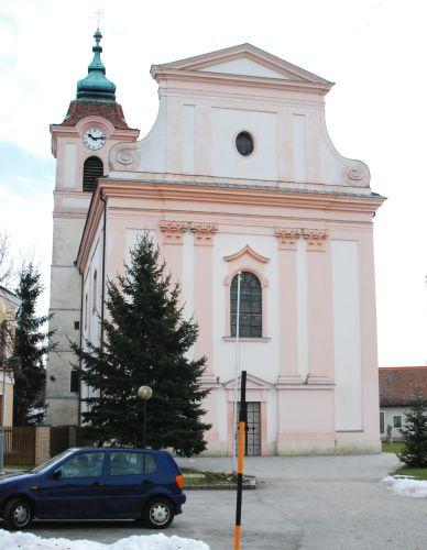 Pfarrkirche Großstelzendorf
