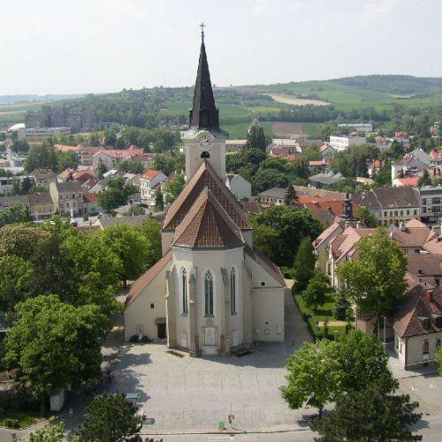 Pfarrkirche Hollabrunn