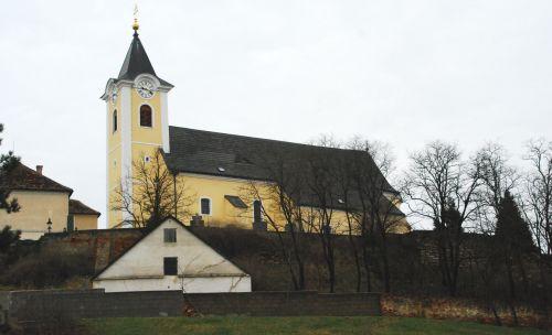Pfarrkirche Nappersdorf