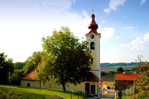 Pfarrkirche Oberfellabrunn