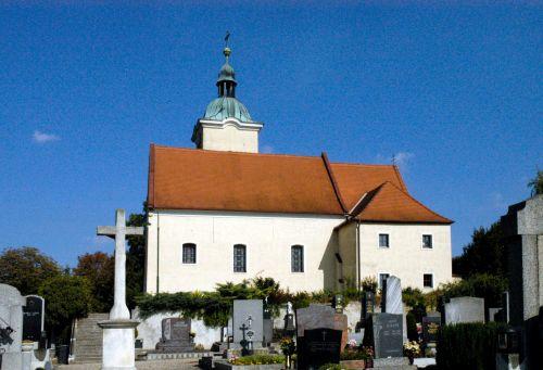 Pfarrkirche Oberstinkenbrunn