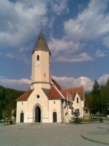 Pfarrkirche Kirchau