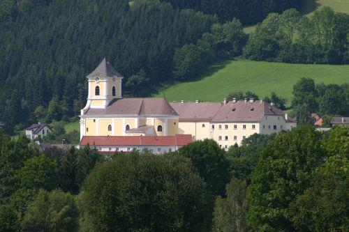 Pfarrkirche Kirchberg am Wechsel