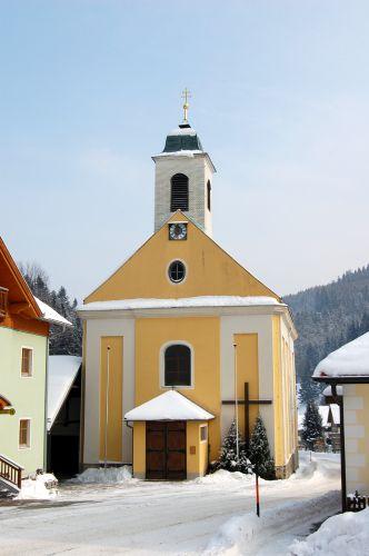 Pfarrkirche Trattenbach