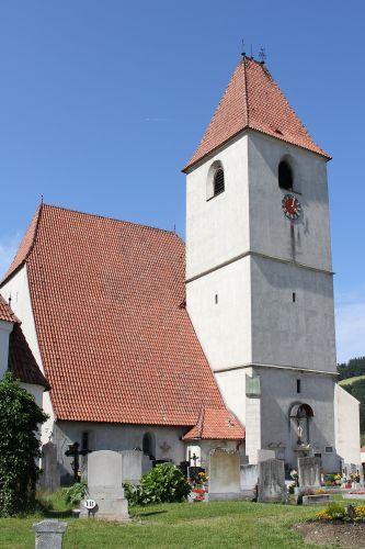 Pfarrkirche Unteraspang