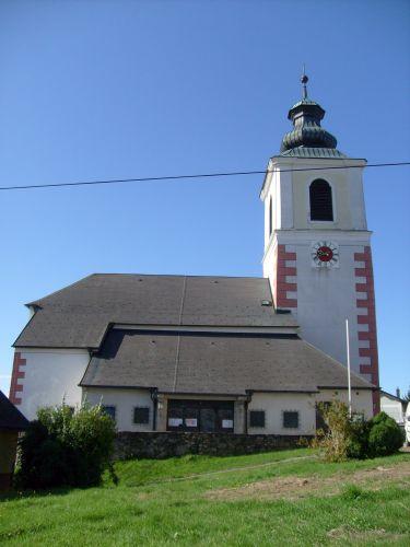 Pfarrkirche Hochneukirchen