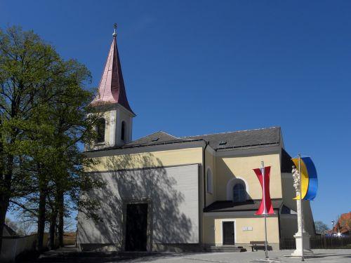 Pfarrkirche Hochwolkersdorf