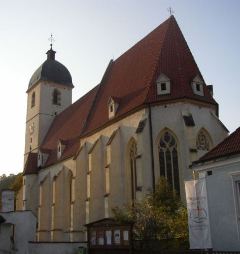 Pfarrkirche Kirchschlag in der Buckligen Welt