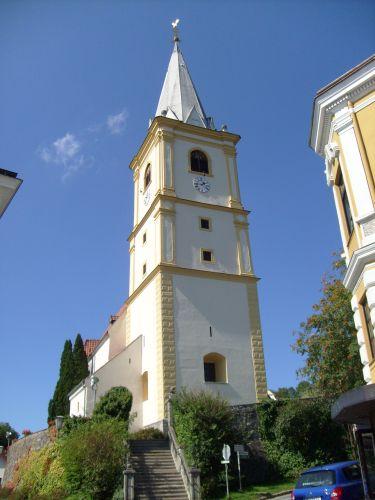 Pfarrkirche Krumbach (Niederösterreich)