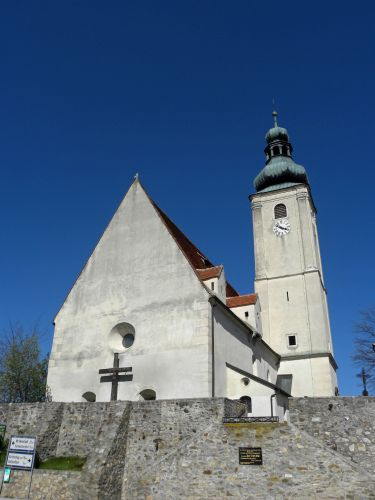 Pfarrkirche Wiesmath